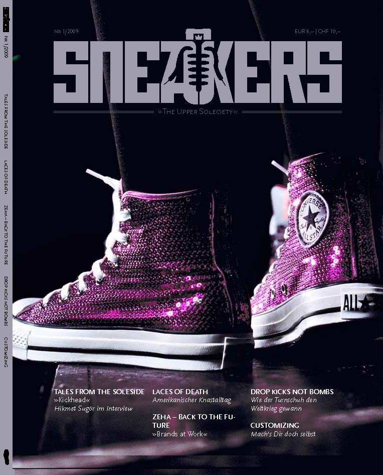Sneakers Issue 1
