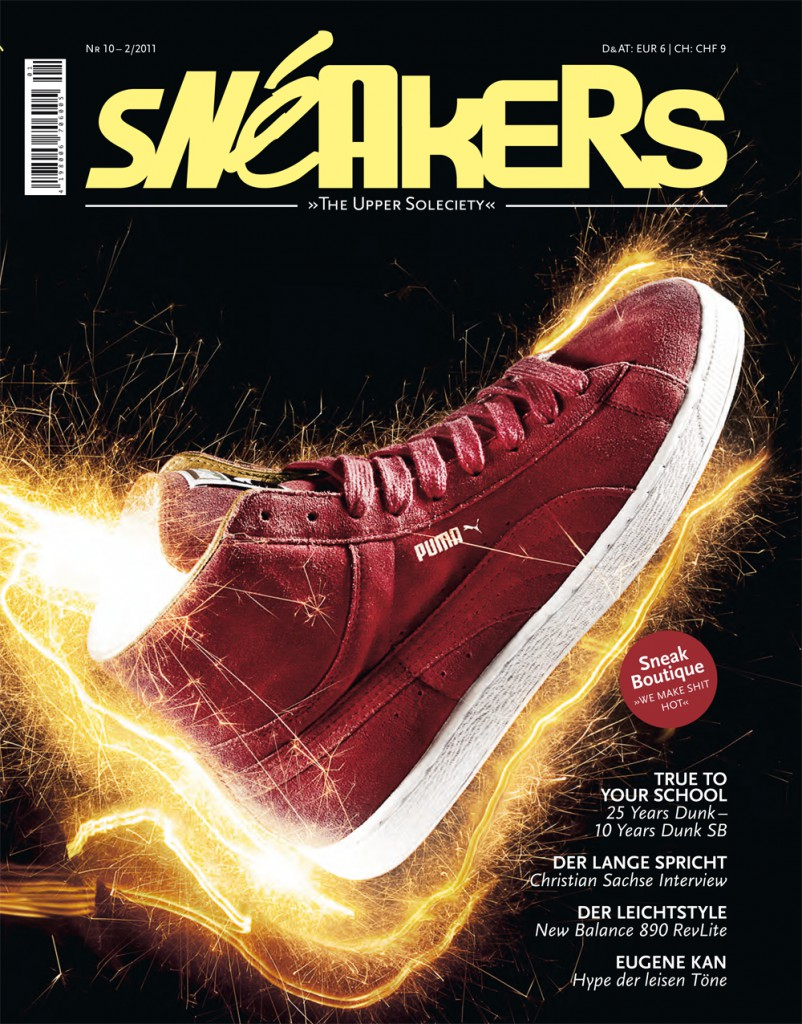 Sneakers Issue 10