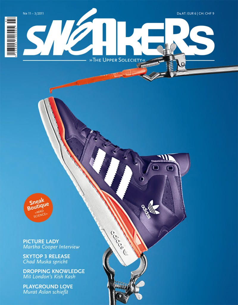 Sneakers Issue 11