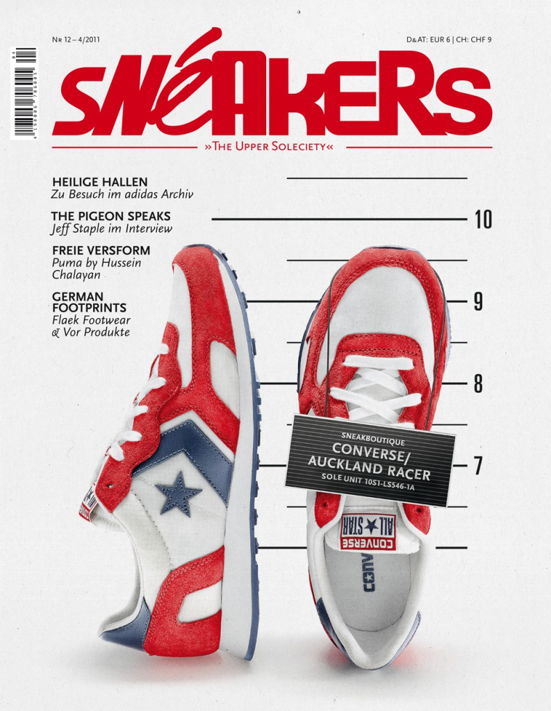 Sneakers Issue 12