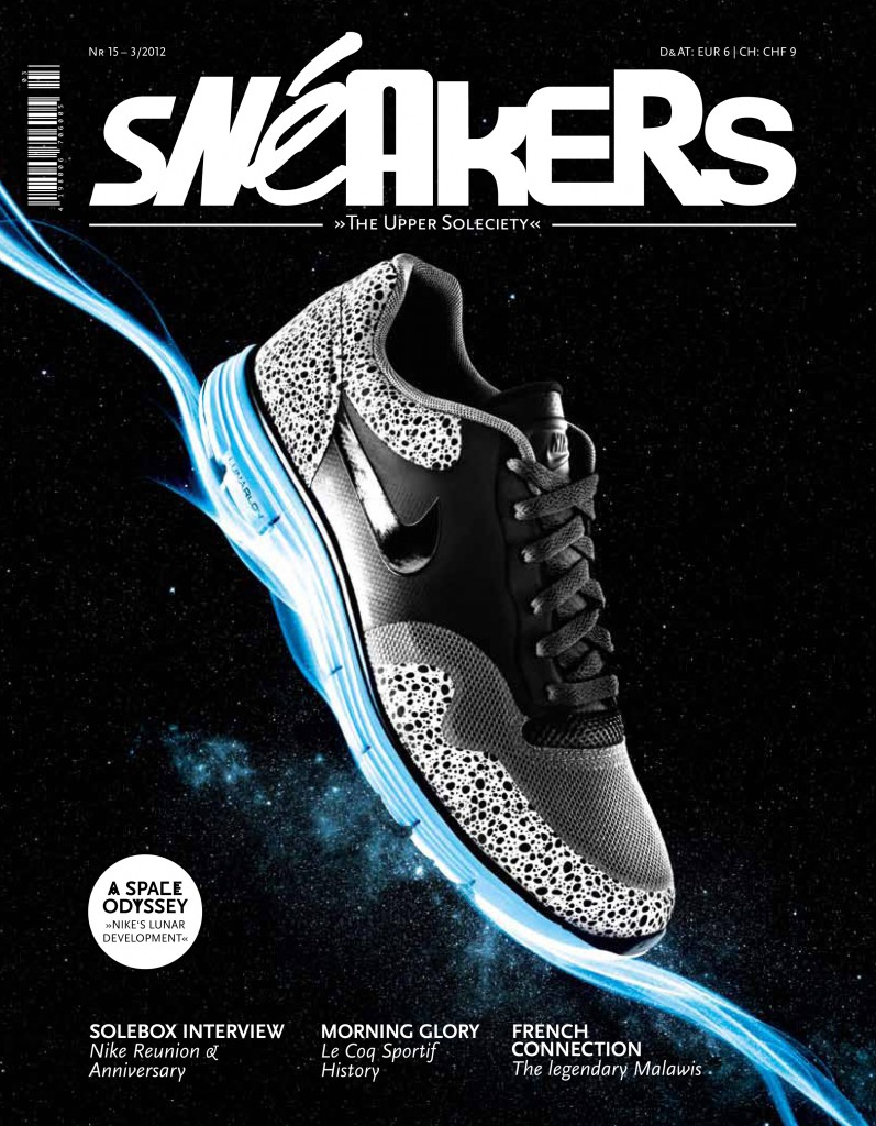 Sneakers Issue 15
