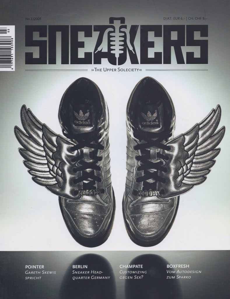 Sneakers Issue 3