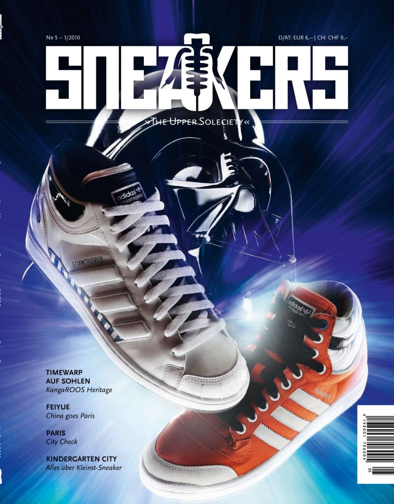 Sneakers Issue 5
