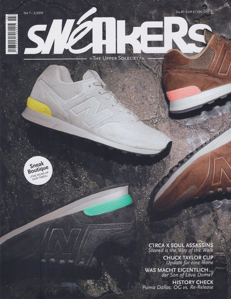Sneakers Issue 7