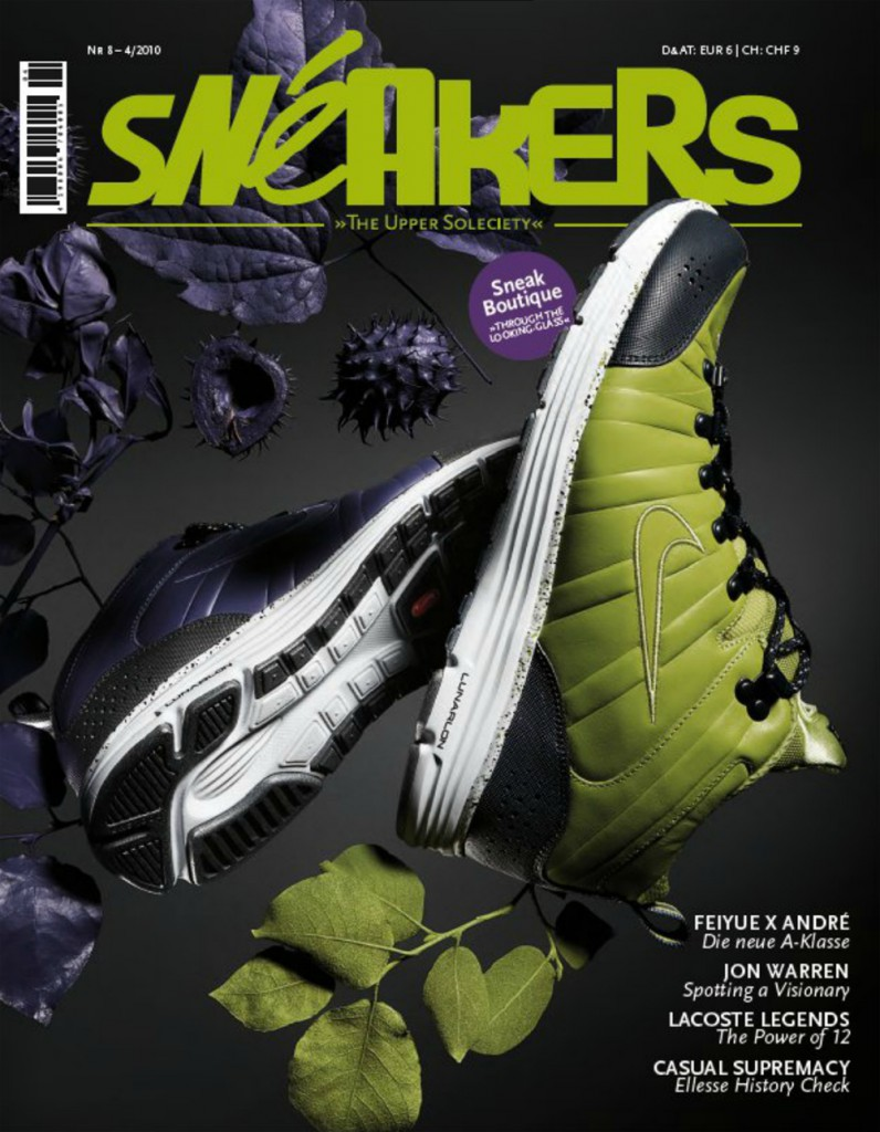 Sneakers Issue 8