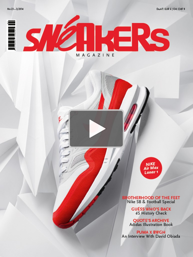 Sneakers Magazine Issue 23